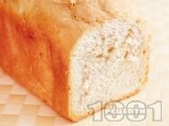 Рецепта Италиански хляб в машината за хляб